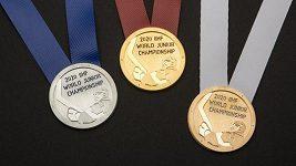 Takto se vyrábí medaile na hokejové MS juniorů