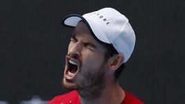 Sestřih utkání Murray - Fognini
