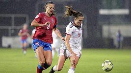 Španělská lekce. Česká ženská fotbalová reprezentace utrpěla debakl 1:5