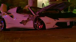 Boxer Errol Spence měl vážnou autonehodu