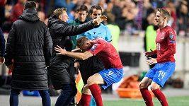 Českou fotbalovou reprezentaci zdobí pod trenérem Šilhavým bojovný výkon, říká Jakub Jankto