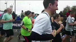 Britka uběhla půlmaraton pozpátku v rekordním čase