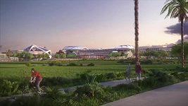 Beckhamův klub představil plány nového stadionu