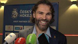 Vrátí se Jaromír Jágr do reprezentace? A jak vidí mládežnický hokej?