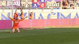 Neuvěřitelně kuriozní gól Hajduku Split