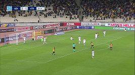 Nešťastný gólman v řecké lize