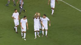 Brazilský fotbalista předvedl netradiční oslavu gólu