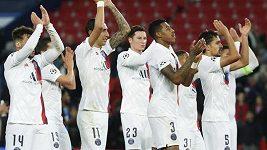 Sestřih zápasu Ligy mistrů PSG - Bruggy