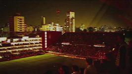 Jihoamerický klub Estudiantes de La Plata připravil parádní ceremoniál k otevření stadionu