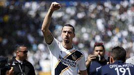 """""""Chtěli jste Zlatana, dal jsem vám Zlatana.!"""" Výběr gólů Ibrahimovice v dresu LA Galaxy"""