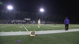 Diváci a hráči prchali ze stadionu v New Jersey kvůli střelbě v hledišti