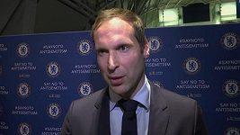 Legenda Chelsea Petr Čech mluví o návratu Josého Mourinha do Premier League