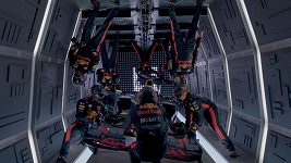 Mechanici Red Bullu zvládli pitstop ve stavu beztize