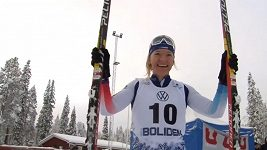 Nevídaný závod ve sprintu žen ve Švédsku