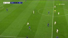 Sestřih utkání Tottenham - Olympiakos