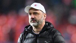 Zklamání ve mně je obrovské, byl to náš nejhorší zápas ve skupině, říká trenér Jindřich Trpišovský