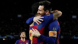 Sestřih utkání Ligy mistrů Barcelona - Dortmund