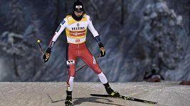 Nor Riiber vyhrál třetí závod Světového poháru v Ruce