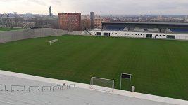 Legendární Bazaly, někdejší domov fotbalistů Baníku Ostrava, opět patří fotbalu.