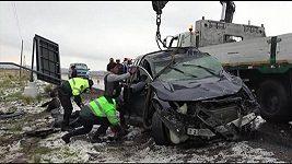 Při automobilové nehodě zemřela hvězda peruánského fotbalu Juan Pablo Vergara