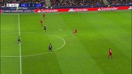 Sestřih zápasu Ligy mistrů Salcburk - Liverpool