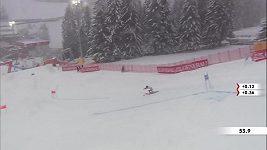 Nor Kristoffersen vyhrál obří slalom v Alta Badii