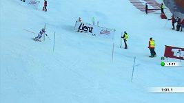 Američanka Shiffrinová vyhrála i třetí slalom sezony SP v Lienzu