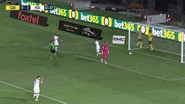 Silvestrovský kiks v australské lize