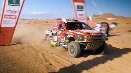 Martin Prokop po 2. etapě Dakaru