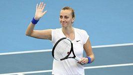 Petra Kvitová je v semifinále v Brisbane