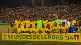 Brazilci a Italové si zopakovali finále MS ve fotbale 1994
