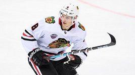 Dominik Kubalík prožívá v NHL povedenou sezonu