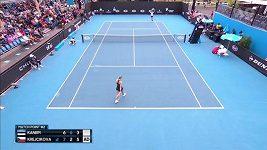 Barbora Krejčíková postoupila do 2. kola Australian Open