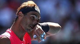 Rafaela Nadal hladce postoupil do druhého kola Australian Open.