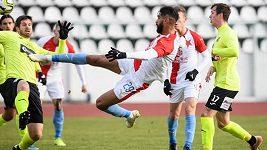 Sešívaní podlehli druholigovému soupeři. Slavia prohrála v přípravě s Ústím 0:1
