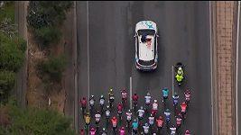 Australan Richie Porte vyhrál 3. etapu závodu Tour Down Under