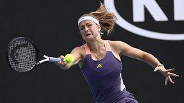 Karolína Muchová podlehla ve 2. kole Australian Open Američance Bellisové
