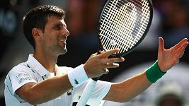Novak Djokovič neměl s postupem do 3. kola Australian Open problémy