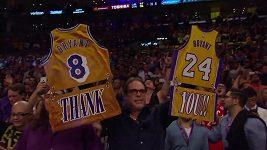 Kobe Bryant byl pro fanoušky legendou