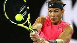 Rafael Nadal prohrál ve čtvrtfinále Australian Open s Dominicem Thiemem