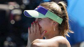 Sestřih semifinálového zápasu Australian Open Keninová - Bartyová