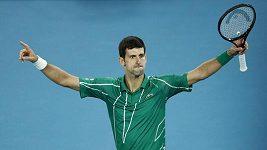 Djokovič v nádherném finále obhájil titul na Australian Open