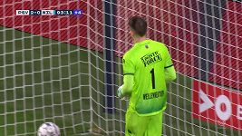 Komický vlastní gól v nizozemské lize
