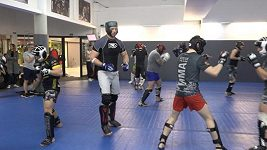 Návrat obra. Robert Voves se vrací do kolotoče zápasů MMA