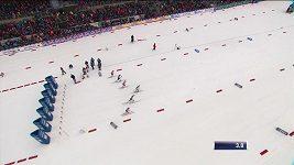 Klaebo a Fallaová ovládli sprinty SP v Trondheimu