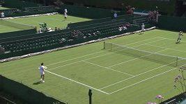 All England Club stále věří, že dodrží tradiční termín Wimbledonu