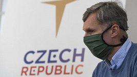 Češi se připravují na odklad olympijských her. Jejich úplně zrušení prý nehrozí