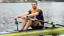 Odklad olympiády? Podle veslaře Ondřeje Synka nejrozumnější řešení