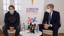 Na odklad olympijských her se snažíme dívat pozitivně, říká šéf českých olympioniků Jiří Kejval