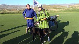 Golfista a jeho caddy stanovili nový světový rekord